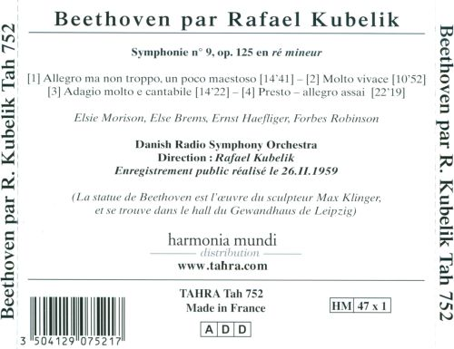 Beethoven's Choral Symphony