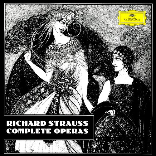 Richard Strauss: Complete Operas [Limited Edition]