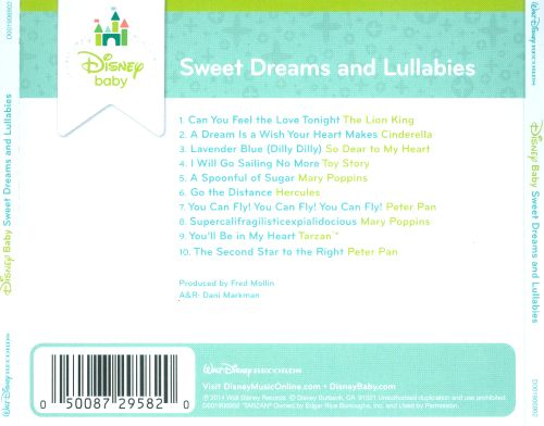 Sweet Dreams and Lullabies: Soothing Music Box Renditions of Classic Disney Tunes