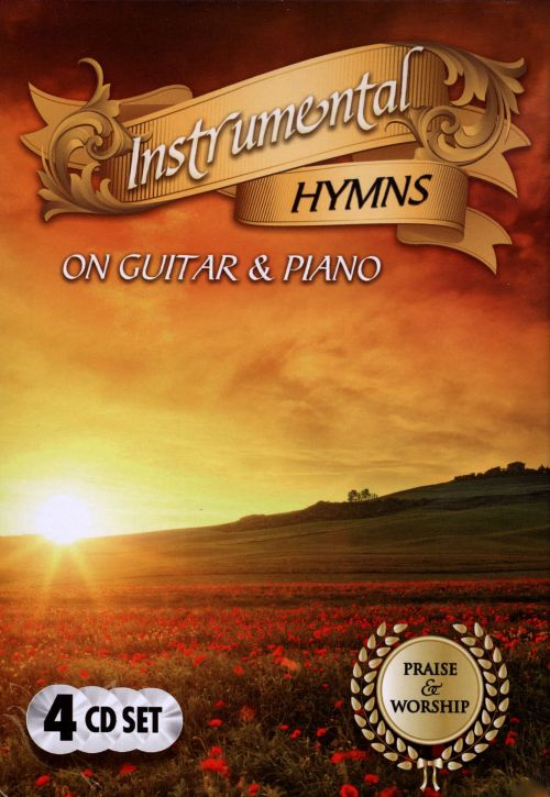 Instrumental Hymns On Guitar And Piano