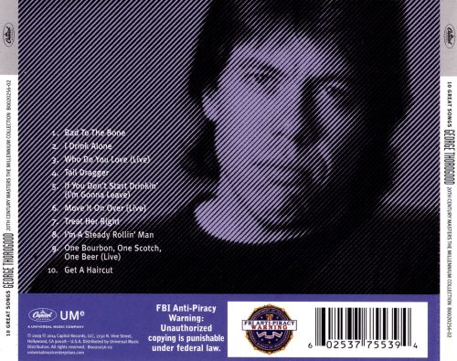 20th Century Masters The Millenium Collection - 10 Great Songs: