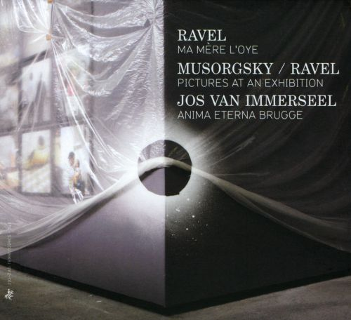 Ravel: Ma mère l'oye; Mussorgsky: Pictures at an Exhibition