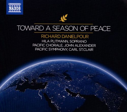 Richard Danielpour: Toward a Season of Peace