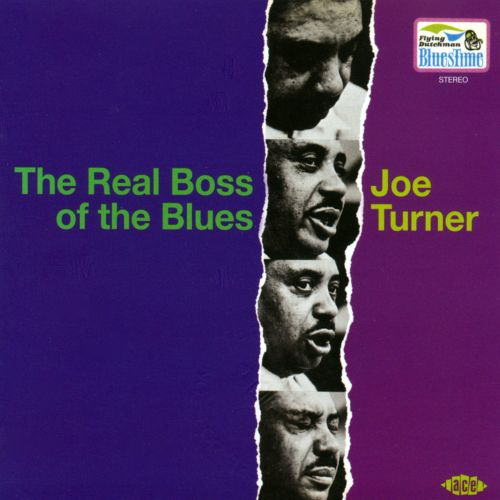 The  Real Boss of the Blues