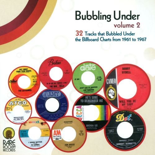 Bubbling Under, Vol. 2: 32 Tracks That Bubbled Under the Billboard Charts from 1961-1967