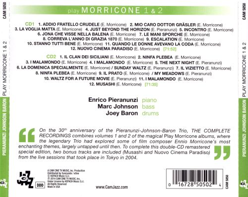 Play Morricone, Vols. 1 & 2: The Complete Recordings