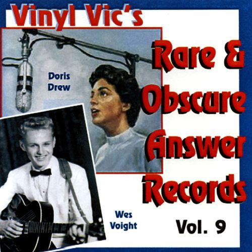 Vinyl Vic's Rare & Obscure Answer Records, Vol. 9