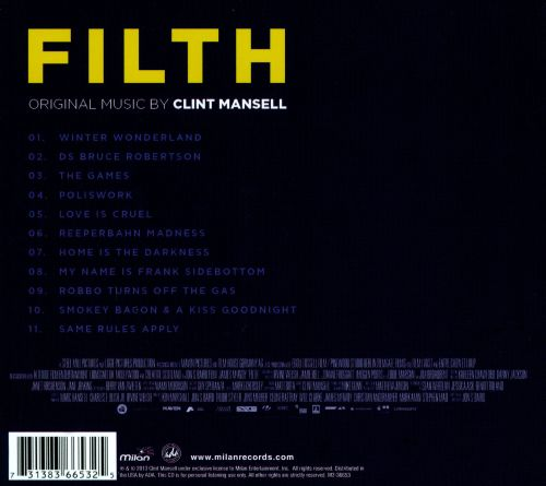 Filth [Original Music from the Motion Picture]