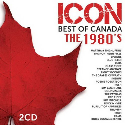 Icon: Best of Canada - The 1980s