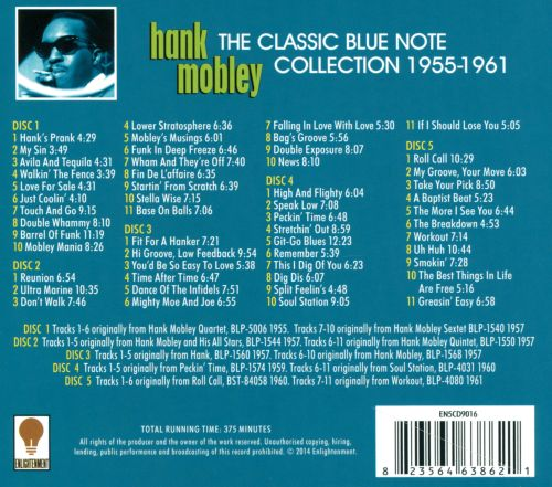 The Classic Blue Note Collection 1955-1961