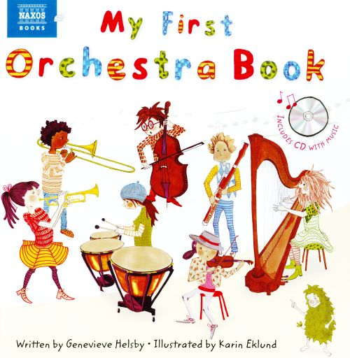 My First Orchestra Book [Book & CD]