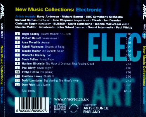 New Music Collections, Vol. 2: Electronic