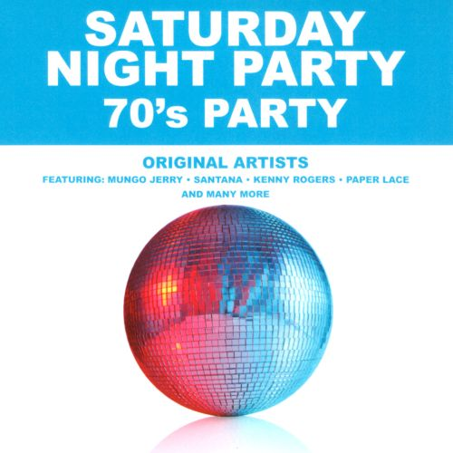 Saturday Night Party: '70s Party