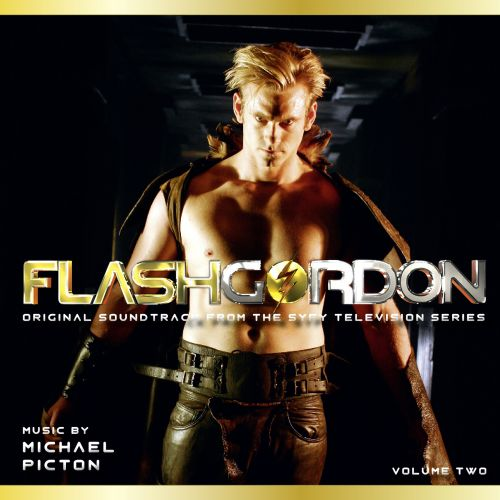 Flash Gordon, Vol. 2 [Original TV Score]