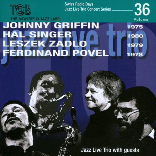 Swiss Radio Days: Jazz Live Trio Concert Series, Vol. 36