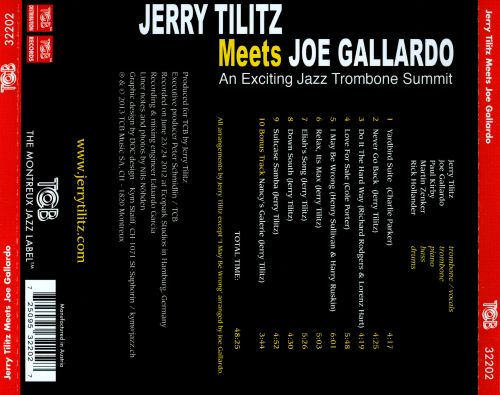 Jerry Tilitz Meets Joe Gallardo