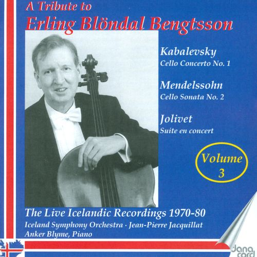A Tribute to Erling Blondal Bengtsson, Vol. 3