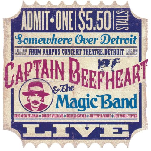 Somewhere Over Detroit: Live from Harpo's Concert Theatre 1980