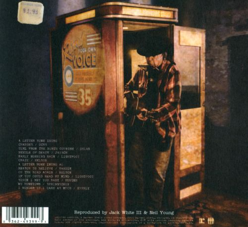 A Letter Home - Neil Young | Songs, Reviews, Credits ...