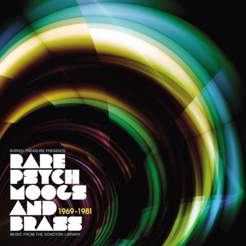 Rare Psych Moogs and Brass: Music From the Sonotron Library 1969-1981