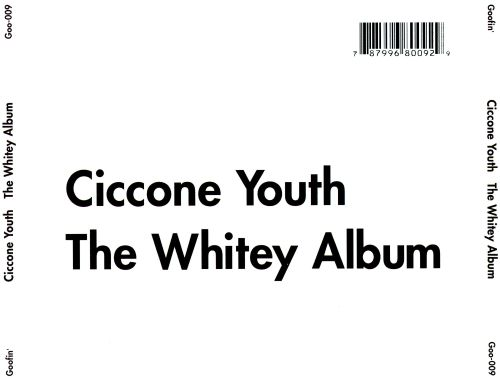 The Whitey Album