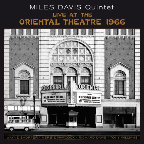 At the Oriental Theatre 1966