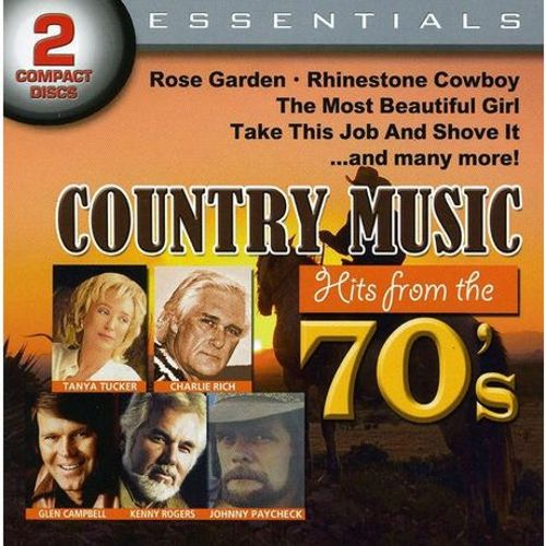 Country Music Hits From the '70s