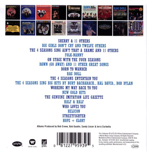The Classic Albums Box
