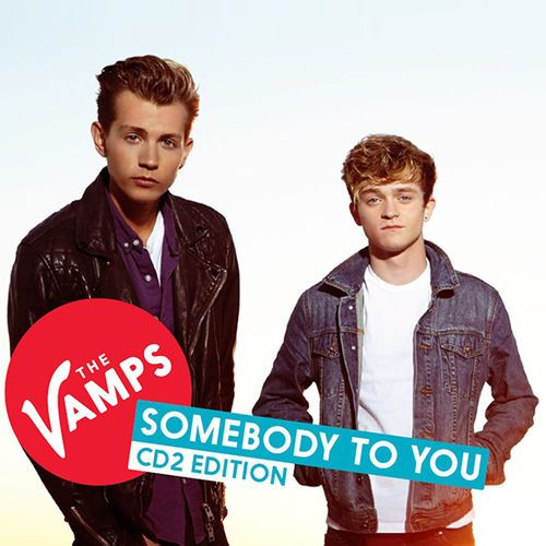 Somebody to You [Single]
