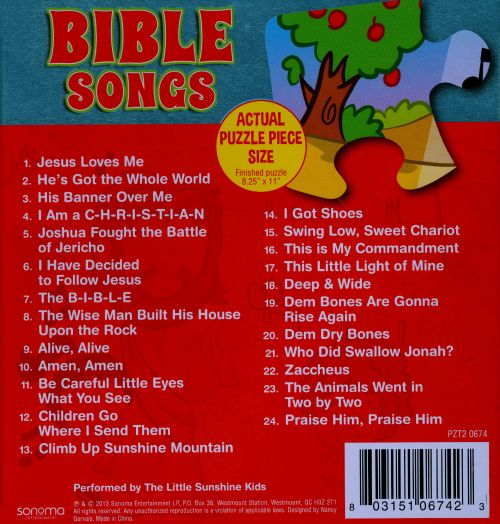 Sing and Play: Jesus Loves Me