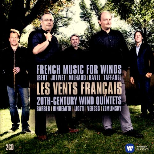 French Music for Winds - 20th-Century Wind Quintets
