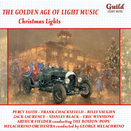 The Golden Age of Light Music: Christmas Lights