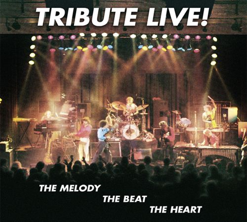 Live-The Melody the Beat the Heart