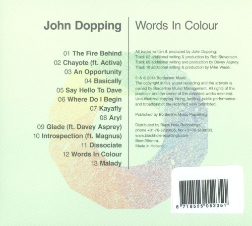 Words in Colour