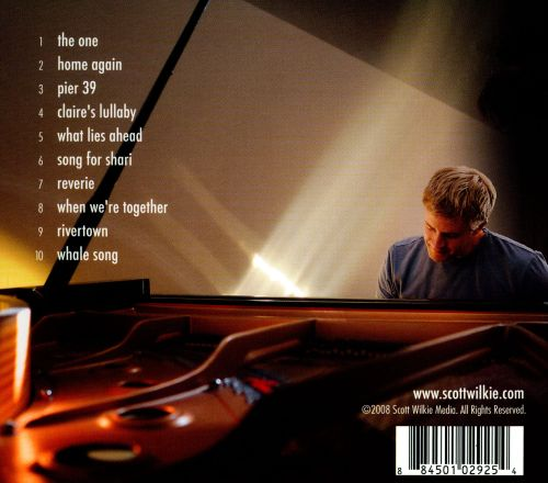 Home Again: The Solo Piano Sessions