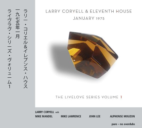 January 1975: The Livelove Series, Vol. 1