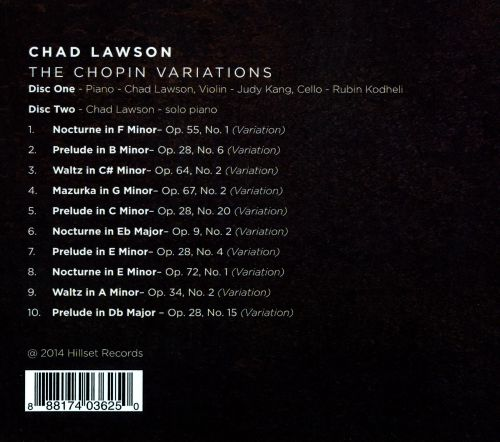 The Chopin Variations