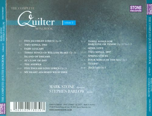 Complete Quilter Songbook, Vol. 2