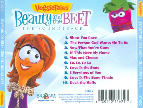 beauty and the beet veggietales credits allmusic