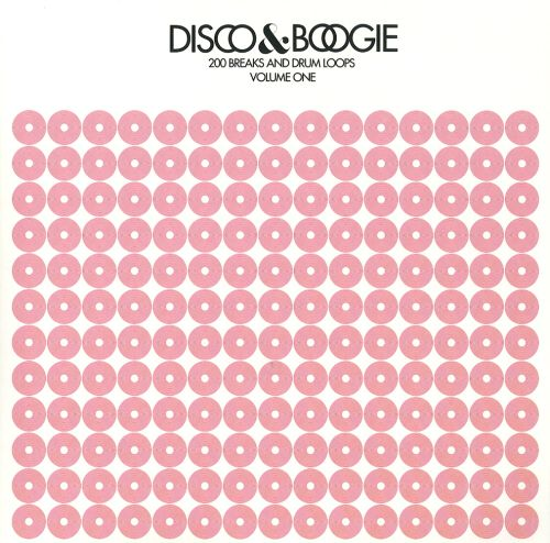 Disco and Boogie: 200 Breaks and Drums Loops, Vol. 1