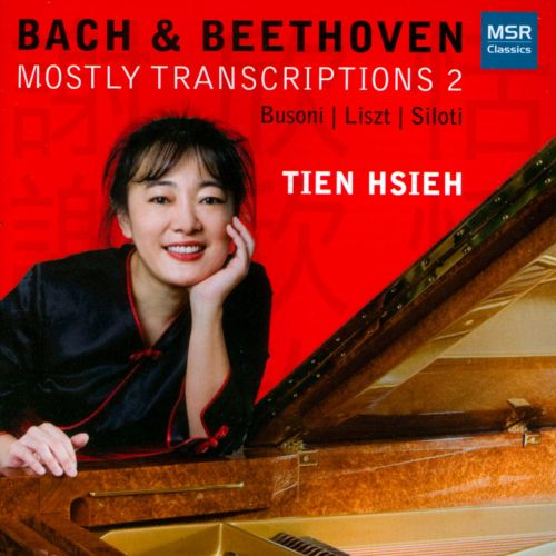 Bach & Beethoven: Mostly Transcriptions 2