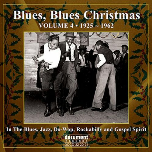 Blues, Blues Christmas, Vol. 4
