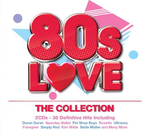 '80s Love: The Collection