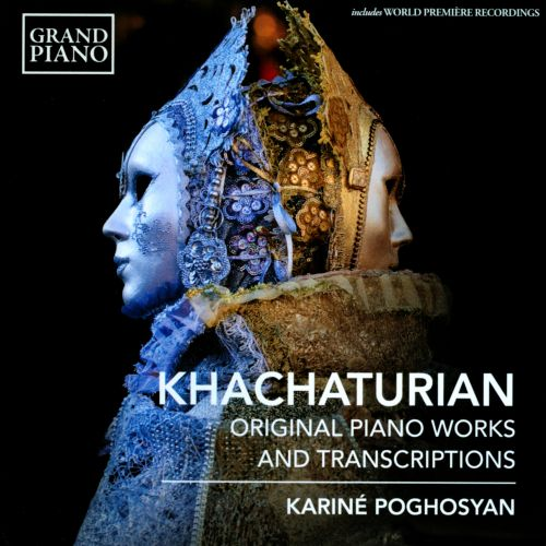 Piano Works and Ballet Transcriptions