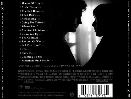 Fifty Shades of Grey [Original Score]