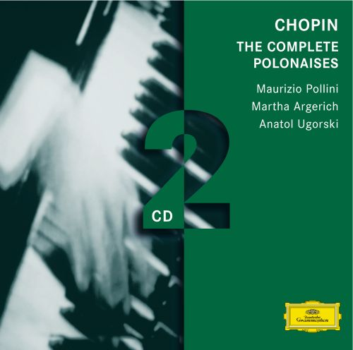 Chopin: Complete Poloaises; Miscellaneous pieces