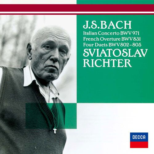 J.S. Bach: Italian Concerto BWV 971; French Overture BWV 831; Four Duets BWV 802-805