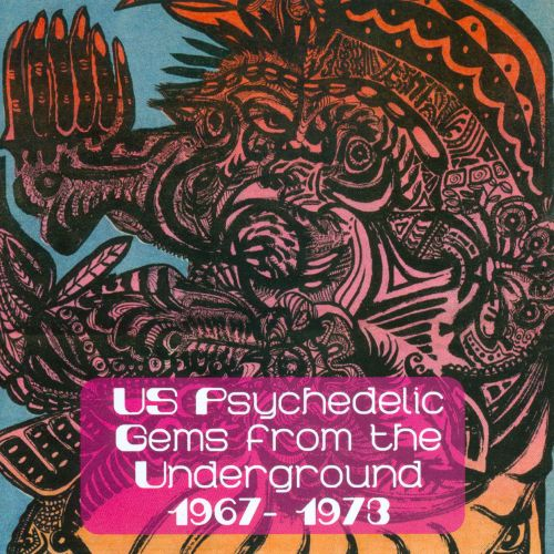 Barefoot In the Head, Vol. 1: US Psychedelic Gems from the Underground 1967-1973