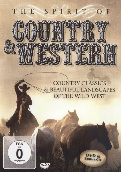 Spirit of Country & Western [DVD]