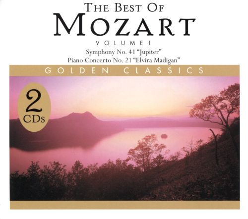 The Best of Mozart, Vol. 1 [Sonoma]